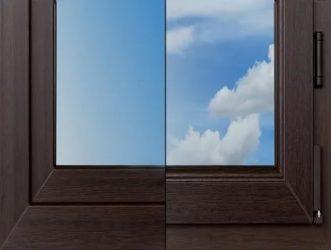 Кашированные окна что это такое?